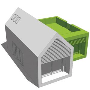 2 bedroom extension